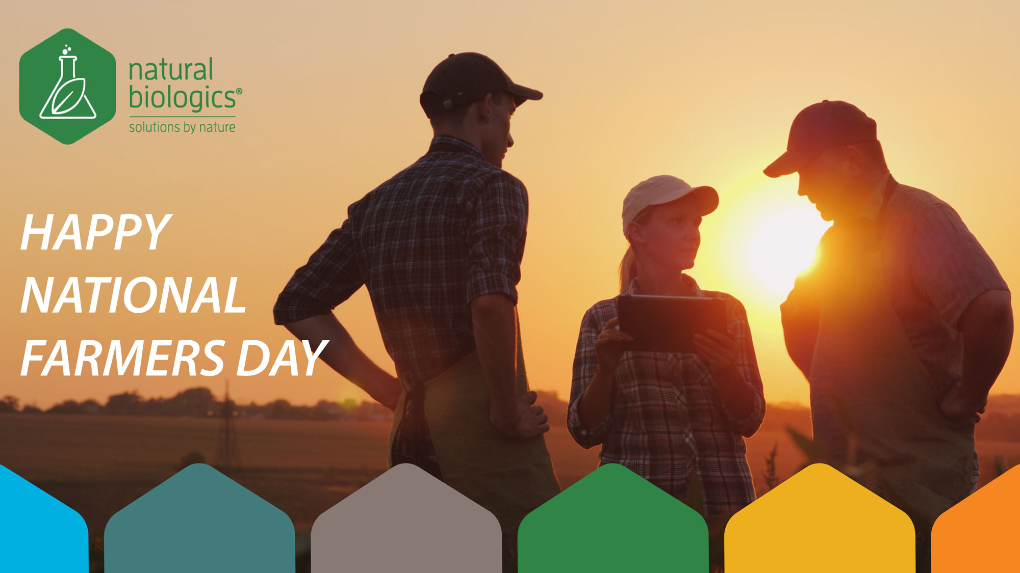 Happy National Farmers Day!