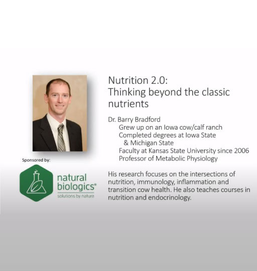 Nutrition 2.0 | Thinking Beyond the Classic Nutrients